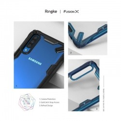 RINGKE FUSION X GALAXY A50 SPACE BLUE-388502