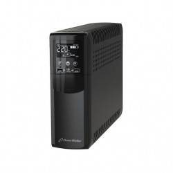 UPS POWERWALKER LINE-INTERACTIVE CSW 1200 VA 4X FR OUT, RJ11/RJ45 IN/OUT, USB, 2X USB ŁADOWARKA-446449